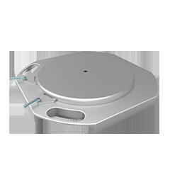 Cemb Argos Revolutionary Clampless Wheel Alignment Machine System  Manual locking Premium Turnplates