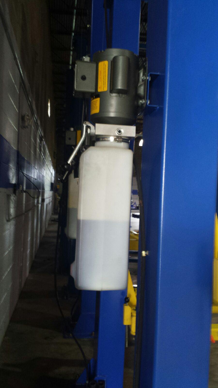 Duro Vehicle Lift Power Units