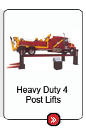 Heavy Duty 4 Post Lift